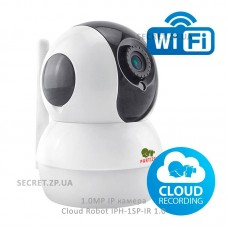 IP камера на 1 мегапиксель Партизан Cloud Robot IPH 1SP IR 1 0